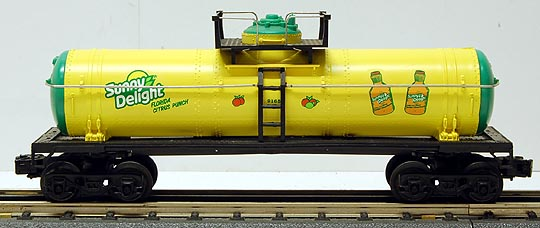 K-Line K-2090 Procter & Gamble Limited Edition Collector Train Set, Ready-To-Run