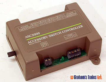 Lionel / IC Controls ASC3000 Accessory Switch Controller for TMCC (6-14182)