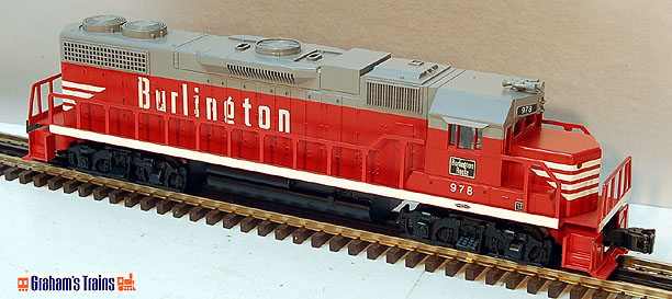 Williams GP38-202 Burlington GP-38 Diesel Engine