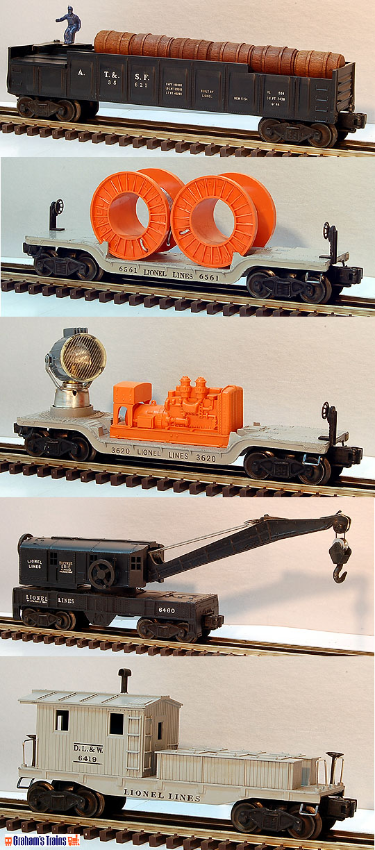 Lionel ctc lockon hook up