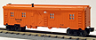 Lionel 6-19654 Amtrak Bunk Car with Illuminated Interior