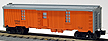 Lionel 6-19655 Amtrak Tool Car with Illuminated interior