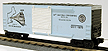 Lionel 6-9611 TCA Boston 1978 Convention Hi-Cube Boxcar