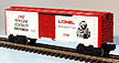 Lionel 6-0780 Lionel Railroad Club 1982 Boxcar