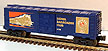 Lionel 6-19978 1999 RailRoader Club Gold Member Boxcar