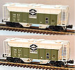 Lionel 6-21921 IMCO PS-2 Hopper 2-Pack