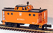 MTH 30-77124 Pennsylvania PRR Illuminated Caboose