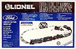 Lionel 6-11814 Ford Limited Edition Train Set Ready-To-Run
