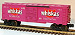 Lionel 6-16296 Whiskas Cat Food Boxcar 9700-3