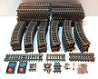 Lionel Super-O Track 38-Curves, 48 Straights Plus More, Includes Center Rail Buss Bars