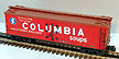 Atlas-O 6726-2 Columbia Soup 40' Woodside Reefer