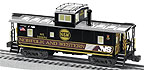 Lionel 6-27639 Norfolk & Western NS Heritage CA-4 Caboose with Operating Smoke