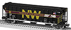 Lionel 6-27445 Norfolk & Western NS Heritage PS-2 Covered Hopper