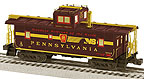 Lionel 6-27648 Pennsylvania NS Heritage CA-3 Caboose with Operating Smoke